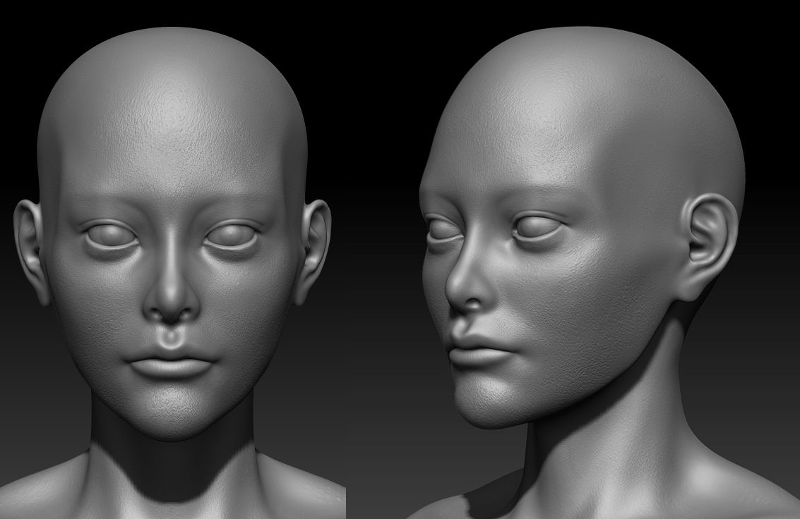 Face Turnaround Christianmillado