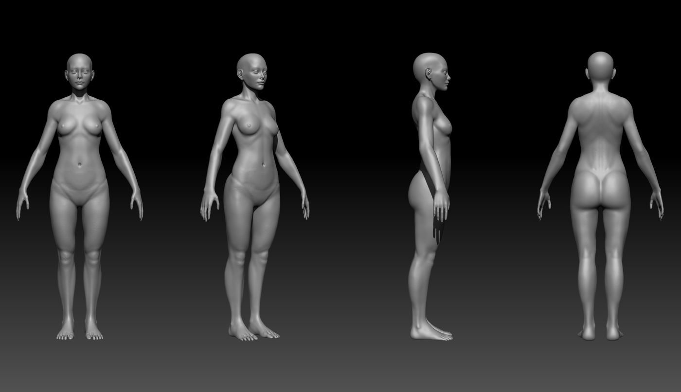 Anatomy Turnaround Christianmillado