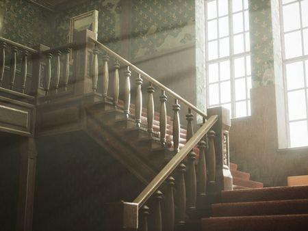 UE4 Modular Victorian Mansion