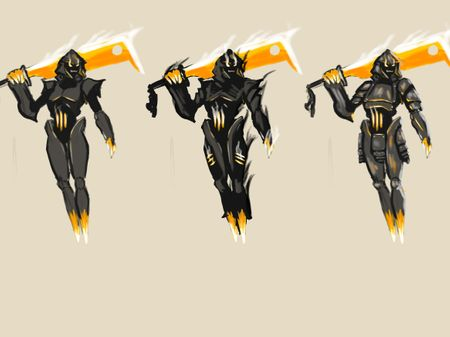 Character concept images