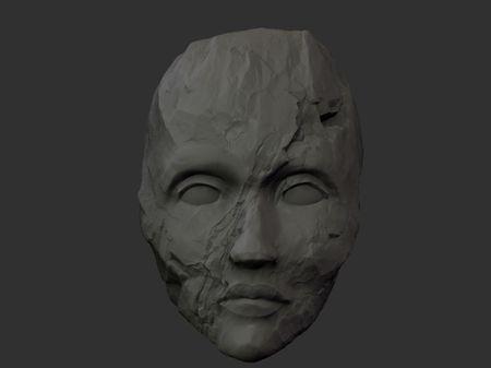 Character Head Sculpt