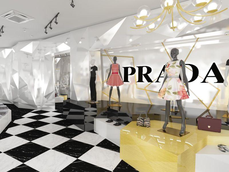 Retail Design - PRADA