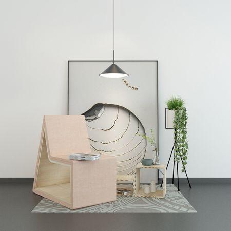 homo chair  ── furniture design