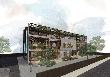 borderless interweave ── restaurant design