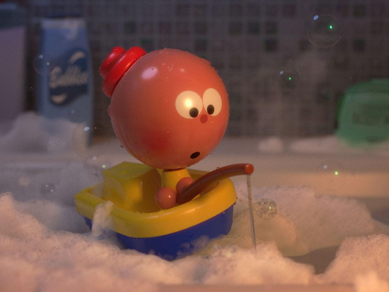 Bubbles The Tiny Sailor