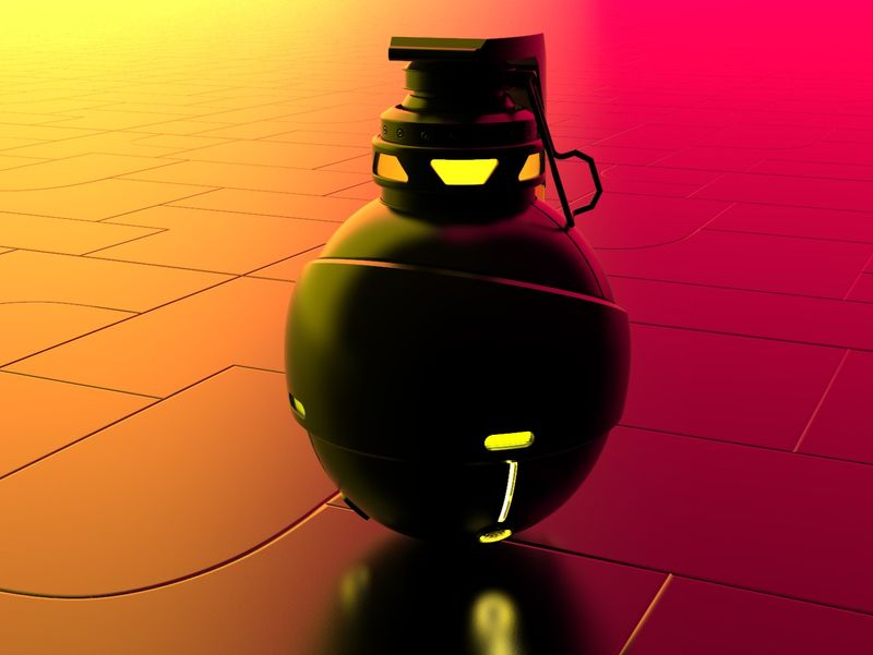 MH-X3 Light Grenade