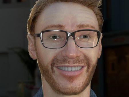 Xander portraiture