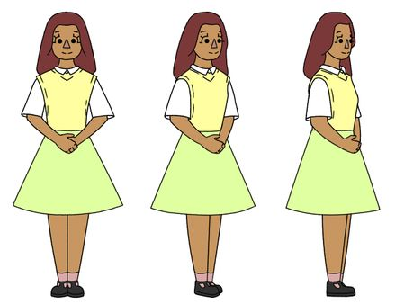 Turnarounds / Character Designs