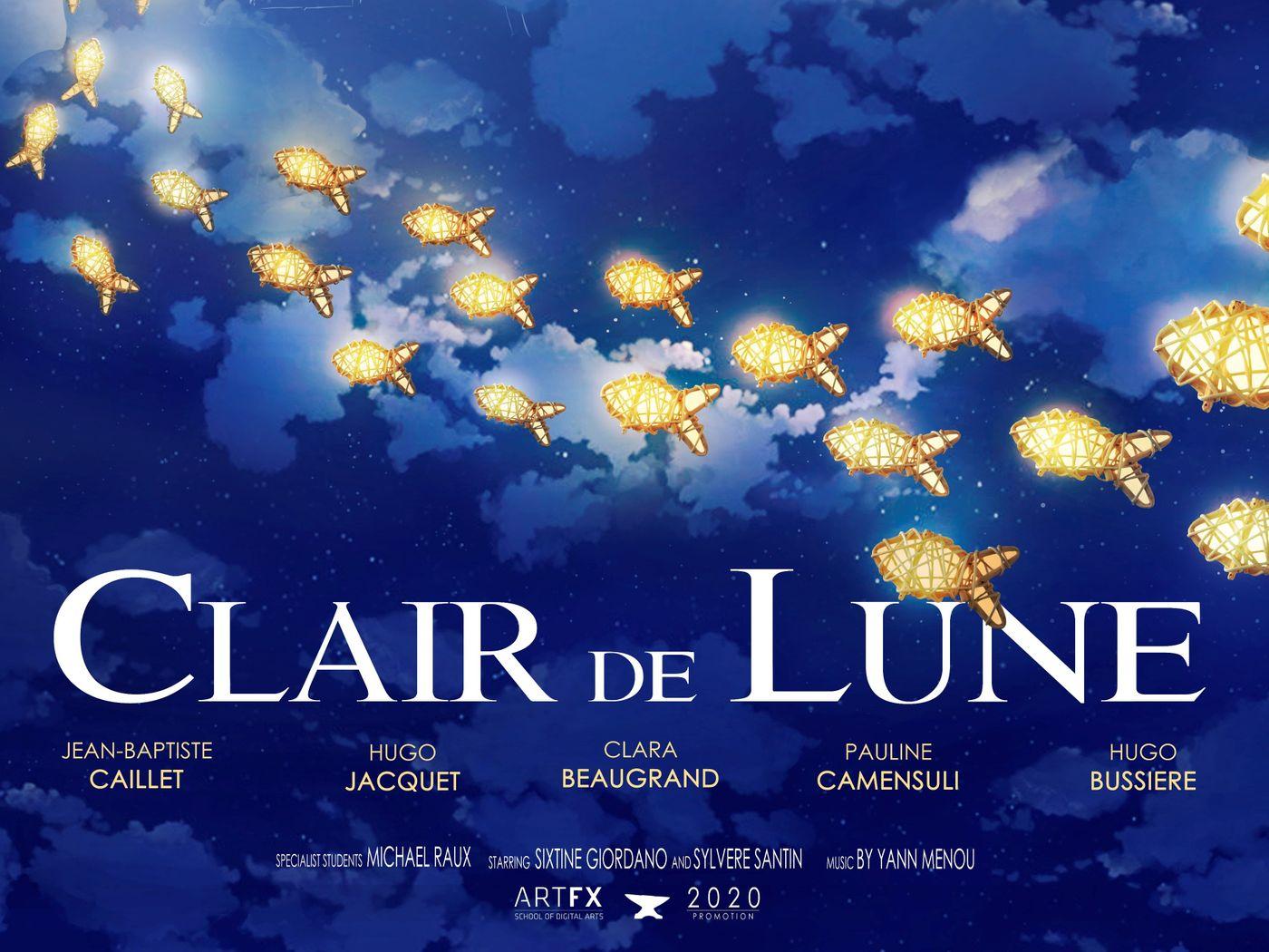 Clair de Lune - Short Film
