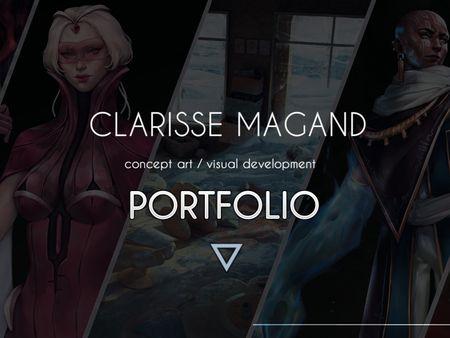 Clarisse Magand - Concept Art