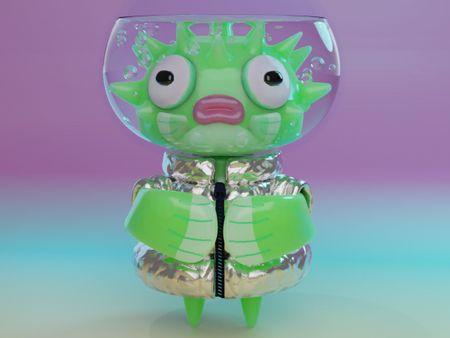 Bubble boi