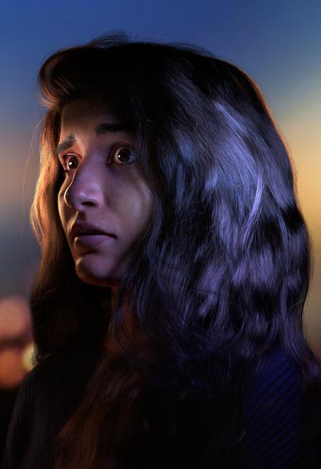 Self portrait - 2020