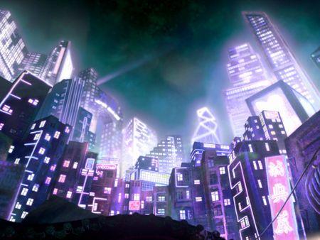 Skyline of Hong Kong - 2020