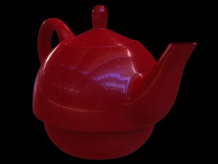 Clifford First Teapot