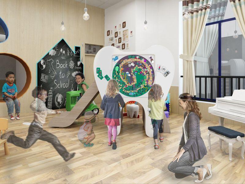 Fayette : Kids Furniture Set