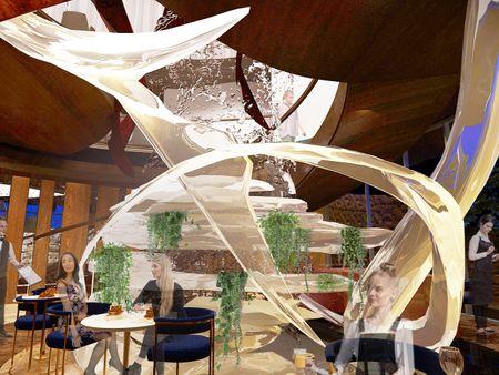 ALINEA Restaurant Design