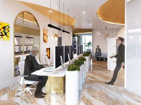 Crew Collective : Co-Working Space Design