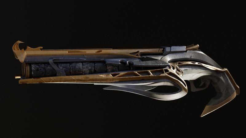 #WeeklyDrills 026 - FPS Gun