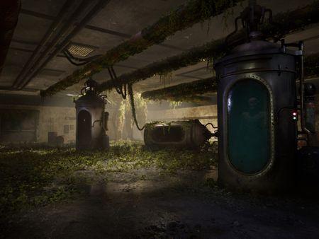Ruined Lab