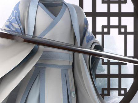Lan Zhan garment