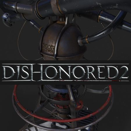 Dishonored 2 Alarm Bell