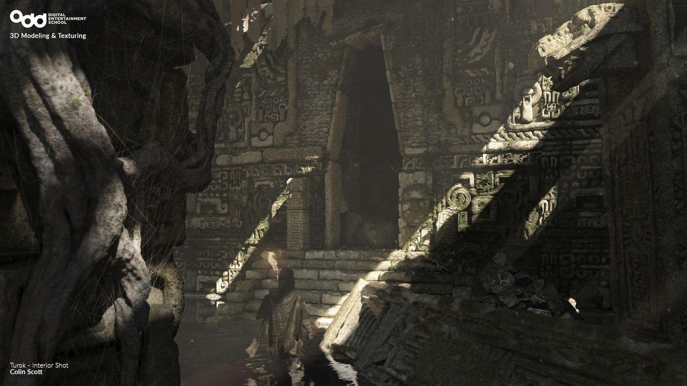 TUROK - Ancient Temple
