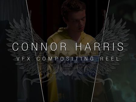 VFX Compositing Demo Reel - Connor Harris