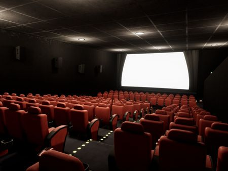 Cinema Props / Environment
