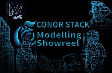 Modelling Showreel