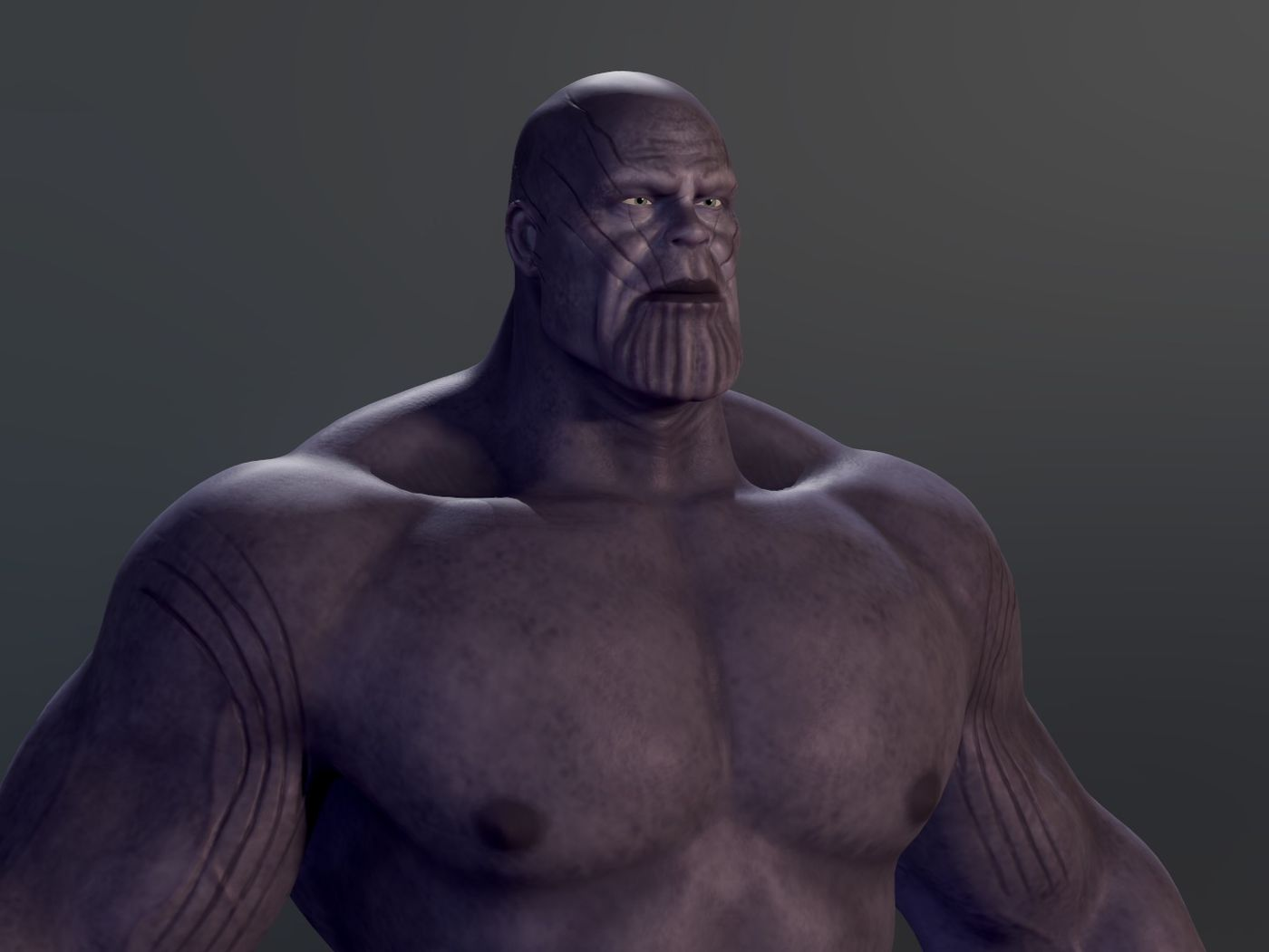 3D Character Modeling -Portfolio