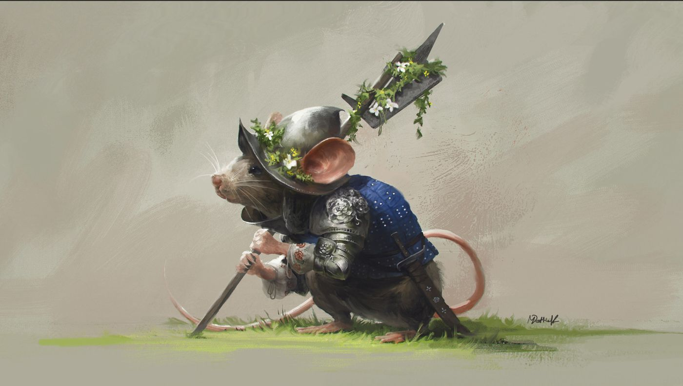 Concpet By Marta Dettlaff Brave Tiny Infantry Conti
