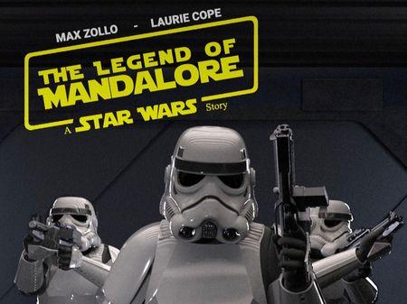 THE LEGEND OF MANDALORE a STAR WARS Story Fan-Film