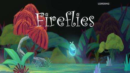 Fireflies - Student Video Game - Creative Week