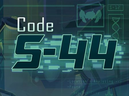 Code S-44 - Student Video game