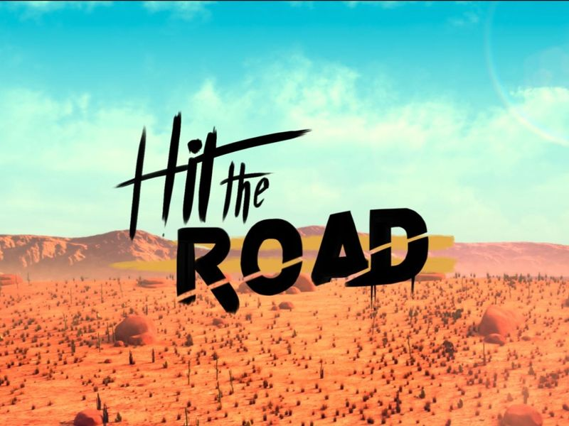 Hit The Road - Student Short film