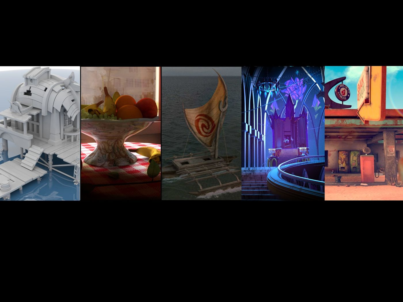 Rookie Awards 2019 - 3D Animation