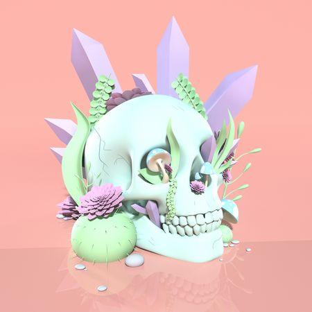 Crystal Skull [Based Briedna Jones's concept art]
