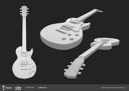3D Bootcamp Portfolio SEM1