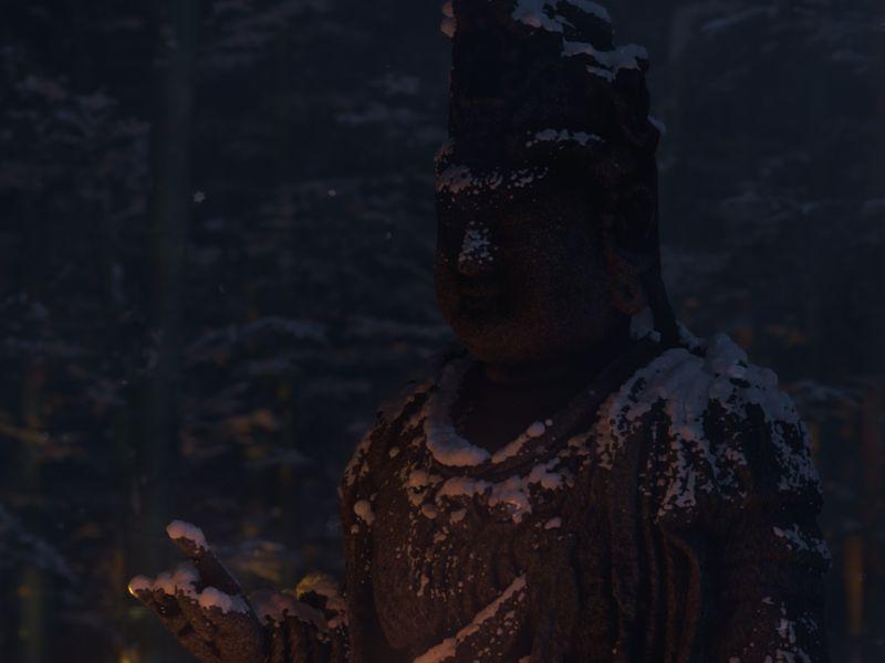The Seasons of Buddha