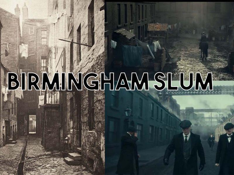 Birmingham Slum