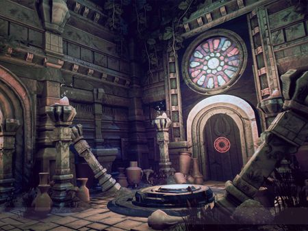Eternum Game Project and Portfolio