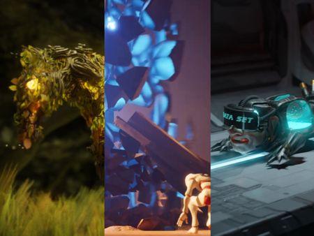 3D Animated Cinematics