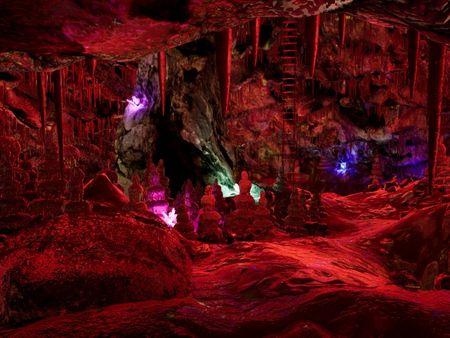 Survivors' Cave