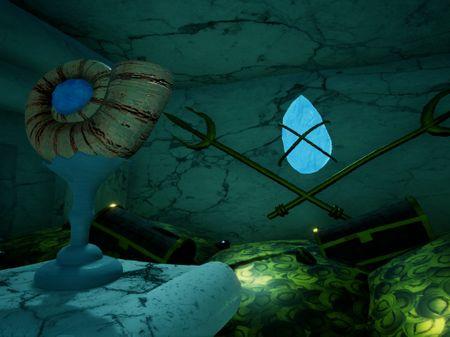 Underwater Relic