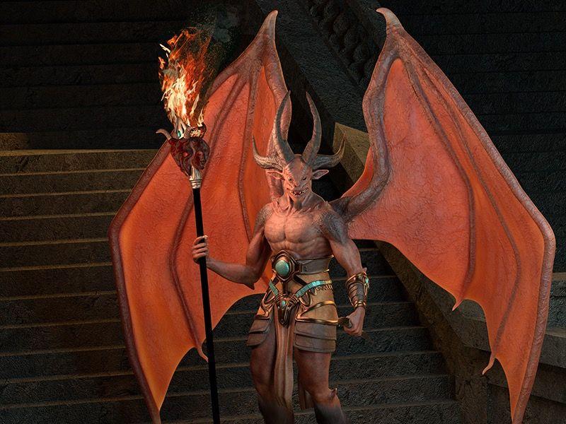 Demon Createescay