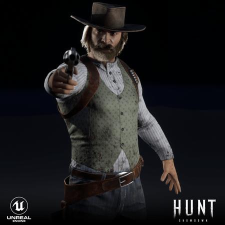 Hunt: Showdown - Fanart