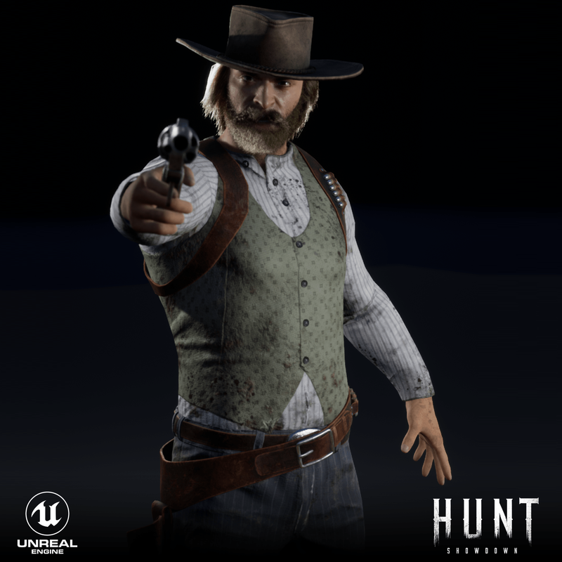 Hunt: Showdown - Fanart