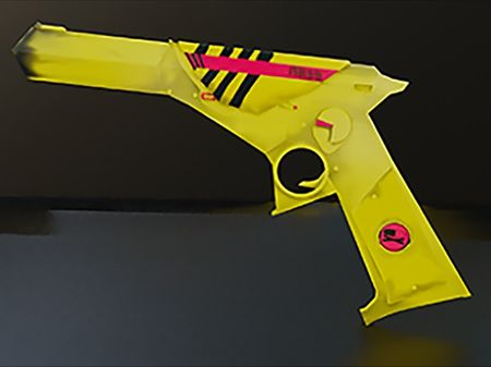 Party Poison's Ray Gun