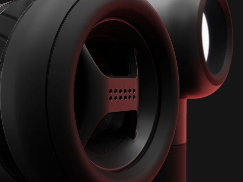 Elementza - Airpods Design Concept