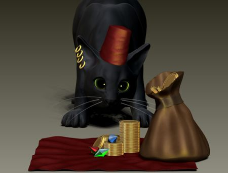 [One Day Project] Khajiit has wares, if you have coin.